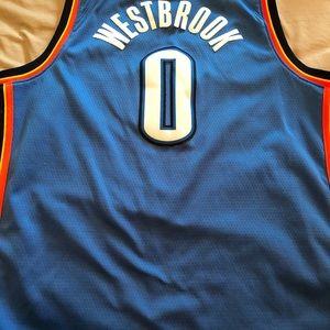 Russell Westbrook NBA Nike Jersey